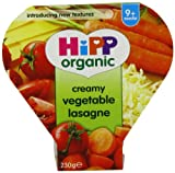 Hipp Organic Creamy Vegetable Lasagne Stage 2