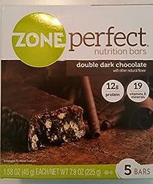 buy Zoneperfect Double Dark Chocolate 1.58 Oz 5 Bars