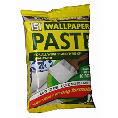 2 X Wallpaper Paste, 12 Pint Pack, New Super Strong Formula from 151