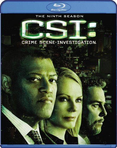 CSI: Crime Scene Investigation: Season 9 [Blu-ray] by Paramount