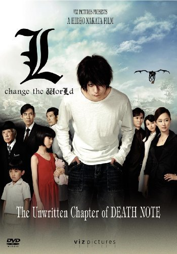 Death Note: L, change the WorLd by VIZ Pictures, Inc. (Death Note L Change The World compare prices)