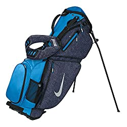 Nike Golf Air Sport Carry II Stand Bag - Black/Blue