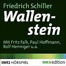 Wallenstein (       ungekürzt) von Friedrich Schiller Gesprochen von: Fritz Valk, Paul Hoffmann, Rolf Henniger, Harald Baender, Kurt Haars