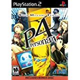 Shin Megami Tensei: Persona 4 - PlayStation 2 (Color: multi-colored)
