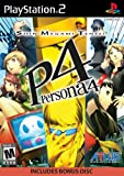 Persona 4 with Soundtrack CD (PS2)