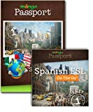Mango Passport English for Spanish Speakers - Journey 1 [Download]