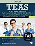 img - for TEAS Study Guide Version 5: Teas V Exam Prep and Practice Test Questions for the Test of Essential Academic Skills book / textbook / text book