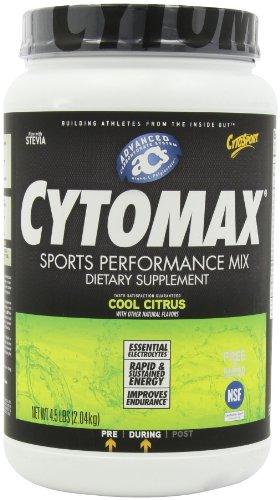 CytoSport Cytomax Sport Energy Drink, Cool Citrus, 4.5 Pound