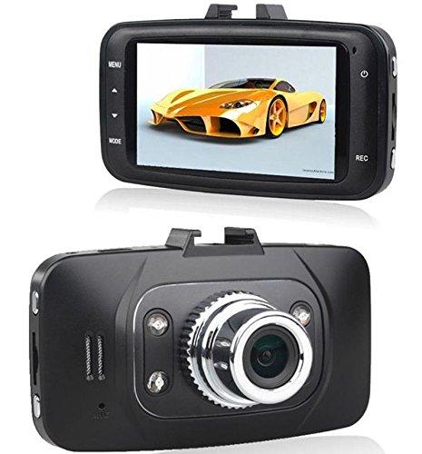 2014 1080P Hd Car Dvr Vehicle Camera Video Recorder Dash Cam G-Sensor Hdmi