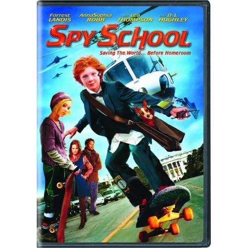 Spy School DVDSCR XviD SSRG DJMark preview 0