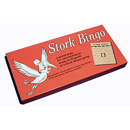 Stork Bingo Game - 1