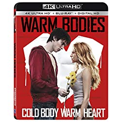 Warm Bodies [4K Ultra HD + Blu-ray]