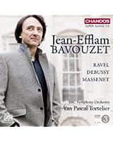 Jean-Efflam Bavouzet : Ravel - Debussy - Massenet