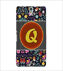 PrintDhaba GRANDbet Q D-3139 Back Case Cover for SONY XPERIA C5 ULTRA (Multi-Coloured)