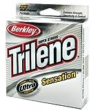 Berkley  Trilene Sensation Monofilament 330 Yd Spool (6-Pound,Clear)