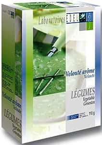 Laboratoires EDEL - Potage - Saveur légumes - Etui 5 sachets - Hyperprotéiné et hypocalorique