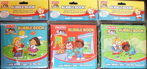 Bath Books For Babies