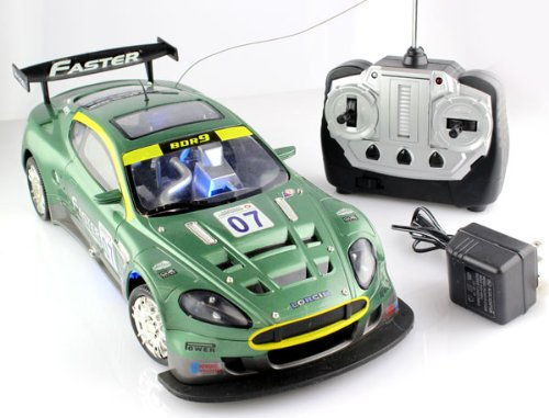 1:12 RC Remote Control Full Function with lights Race edition Aston Martin Vanquish Car