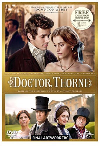 Doctor Thorne (ITV) - Page 2 51UTc2CiSbL