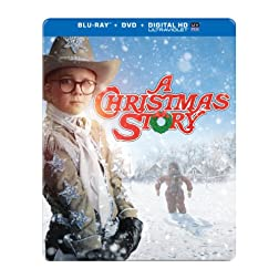 Christmas Story: 30th Anniversary [Blu-ray]