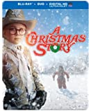 Christmas Story, A: 30th Anniversary (BD/DVD) [Blu-ray]