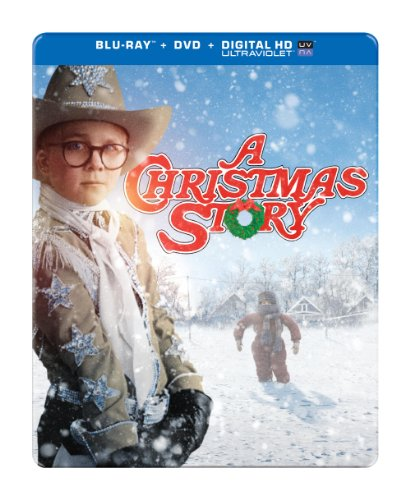 A Christmas Story: 30th Anniversary (BD/ DVD) [Blu-ray]