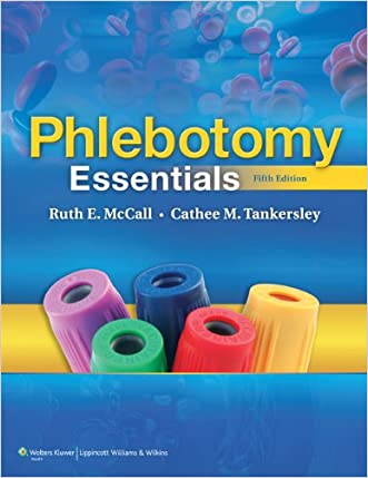 Phlebotomy Essentials 4e Textbook and Workbook Pkg written by Ruth E. McCall