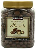 Kirkland Signature Milk Chocolate, Almonds, 48 oz [fphow]