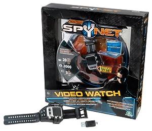 Spy Net - 8890 - Accessoire Déguisement - Spy Net - Montre Vidéo Espion