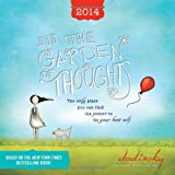 2014 In the Garden of Thoughts wall calendar