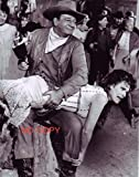 大きな写真、ジョン・ウエイン、お尻ペンペン