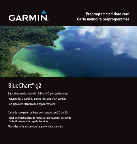 Garmin BlueChart g2 Retail Map Update, 010-11839-01