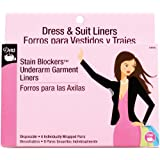 Stain Blockers Underarm Garment Liners-6/Pair