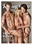 img - for Rolling Stone, September 2, 2010-True Blood Stars, Alexander Skarsgard, Anna Paquin and Stephen Moyer-Covered in Blood. book / textbook / text book