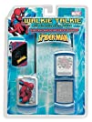 Spiderman Walkie Talkie with 4 Face P…