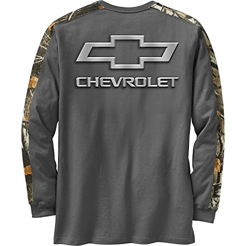 Legendary Whitetails Mens Cross Country Long Sleeve Tee Chevy Large (Country Clothes compare prices)
