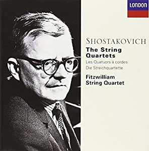 Shostakovich: The String Quartets from London (Decca)