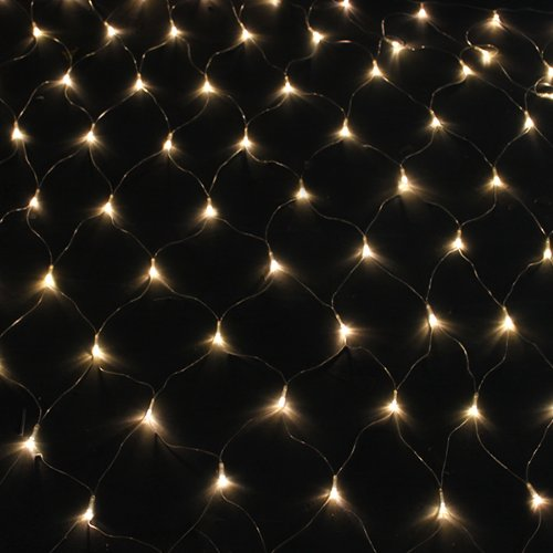 Turkey Party String Lights : AGPTEK 300 LED Warm White Net Mesh Fairy String Lights for Wedding Christmas Xmas Thanksgiving ...