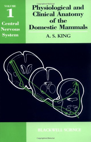 Physiological and Clinical Anatomy of the Domestic Mammals: Central Nervous System (Vol 1)