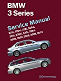 Bentley Publishers BMW 3 Series (E90, E91, E92, E93) Service Manual: 2006, 2007, 2008, 2009, 2010: 325i, 325xi, 328i, 328xi, 330i, 330xi, 335i, 335xi