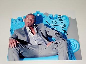 Stevie J Autograph 8x10 COA Memorabilia Lane & Promotions