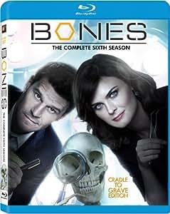 Bones: The Complete Sixth Season [Blu-ray]