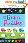 Over 80 Brain Puzzles (Usborne Puzzle...