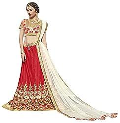 Silvermoon women's Net Embroidered heavy lehenga choli-sm_smGLFA5303_red_free size