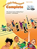 Kid's Guitar Course Complete (Book, Enhanced CD & DVD) (Alfred's Kid's Guitar Course)