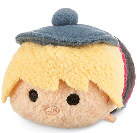 "Disney Frozen Tsum Tsum Kristoff 3.5"" Plush [Mini]"