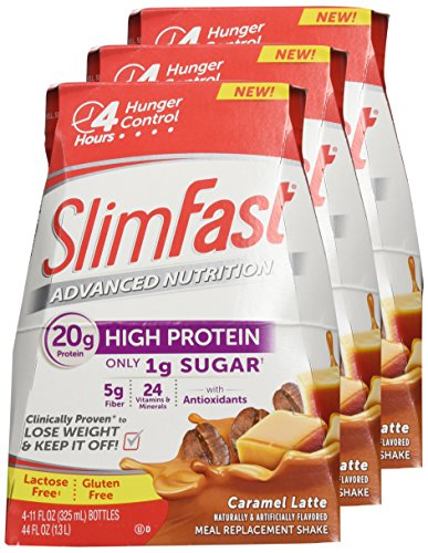 Slim Fast Advanced Nutrition Meal Replacement Shake High