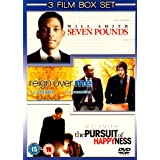"Seven Pounds / Reign Over Me / The Pursuit of Happyness [3 DVDs] [UK Import]von ""UCA"""