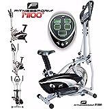 Fitnessform� P1100 Cross Trainer 2-in-1 Fitness Elliptical Exercise Bike (New Model)