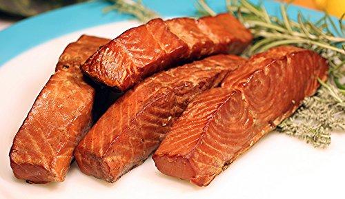 Hot Smoked Salmon (Wild Caught)